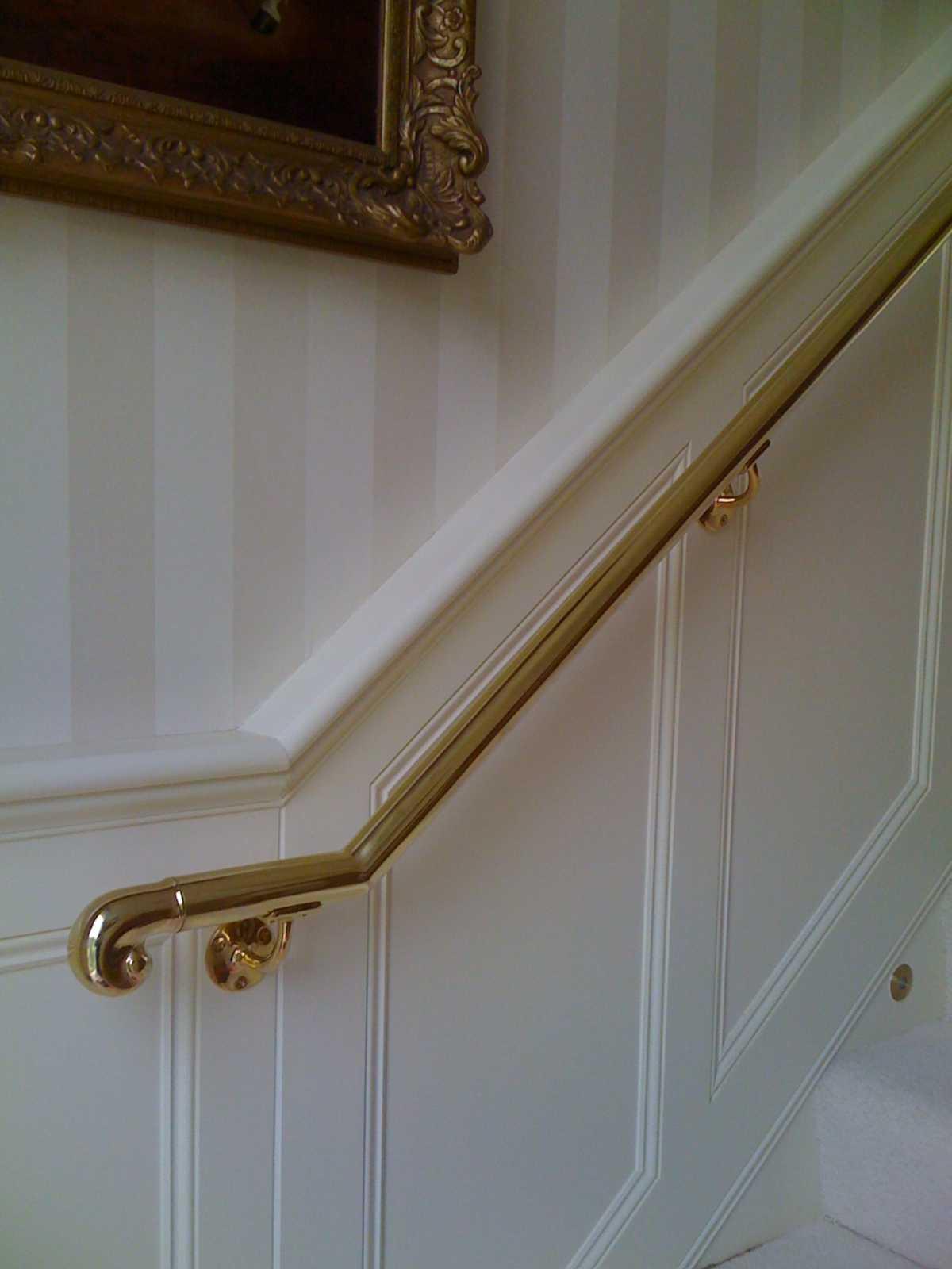 Citadel Brass Handrail And Balustrade System