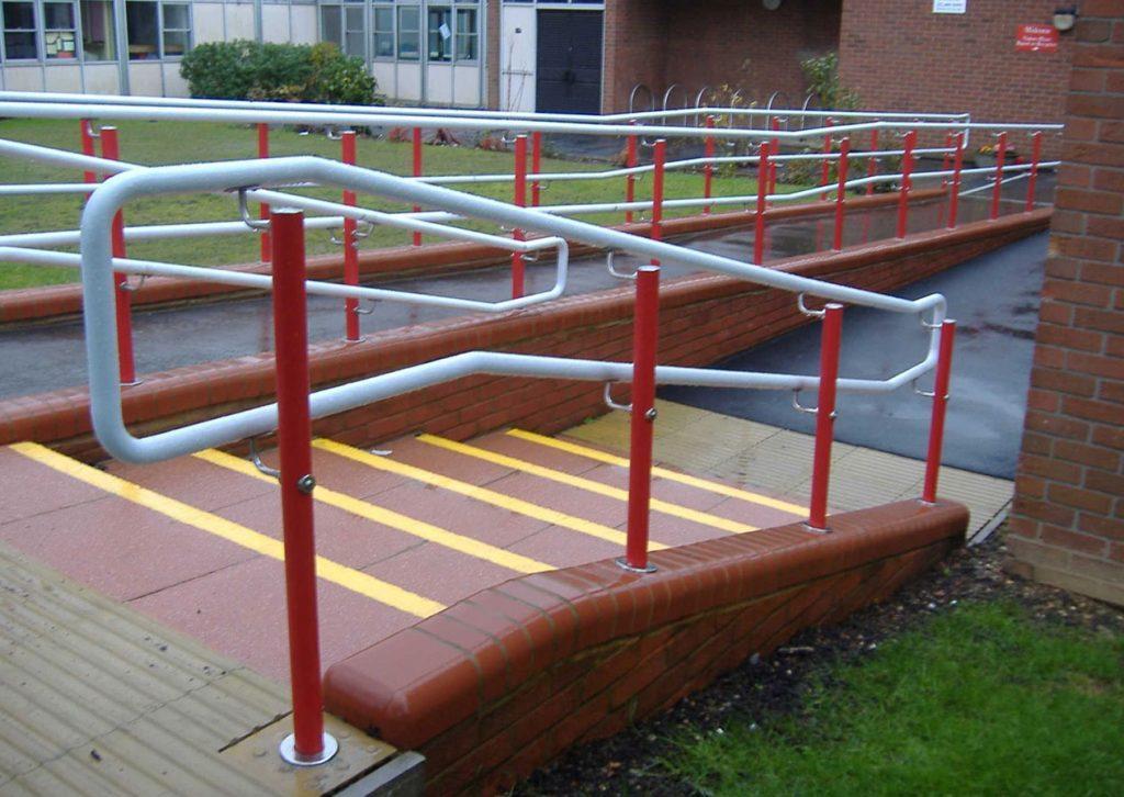 stargard handrail