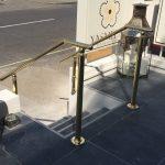 Citadel Brass Handrail
