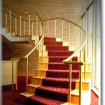 Brass Commercial Handrail