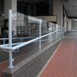 hygienic handrail